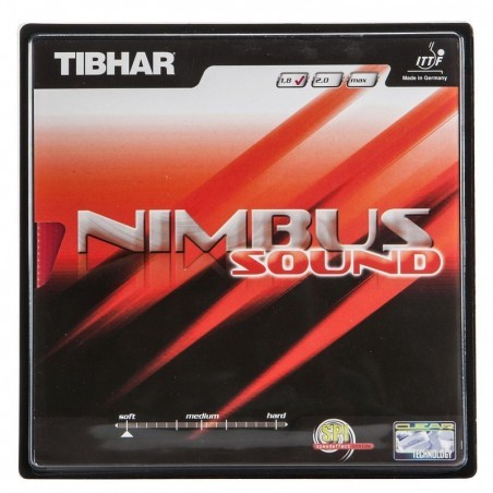 REVÊTEMENT DE TENNIS DE TABLE TIBHAR NIMBUS SOUND
