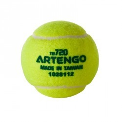 BALLE DE TENNIS TB720 JAUNE