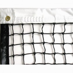 FILET DE PADEL BLANC NOIR