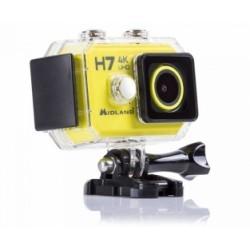 Caméra H7 4K avec Télécommande