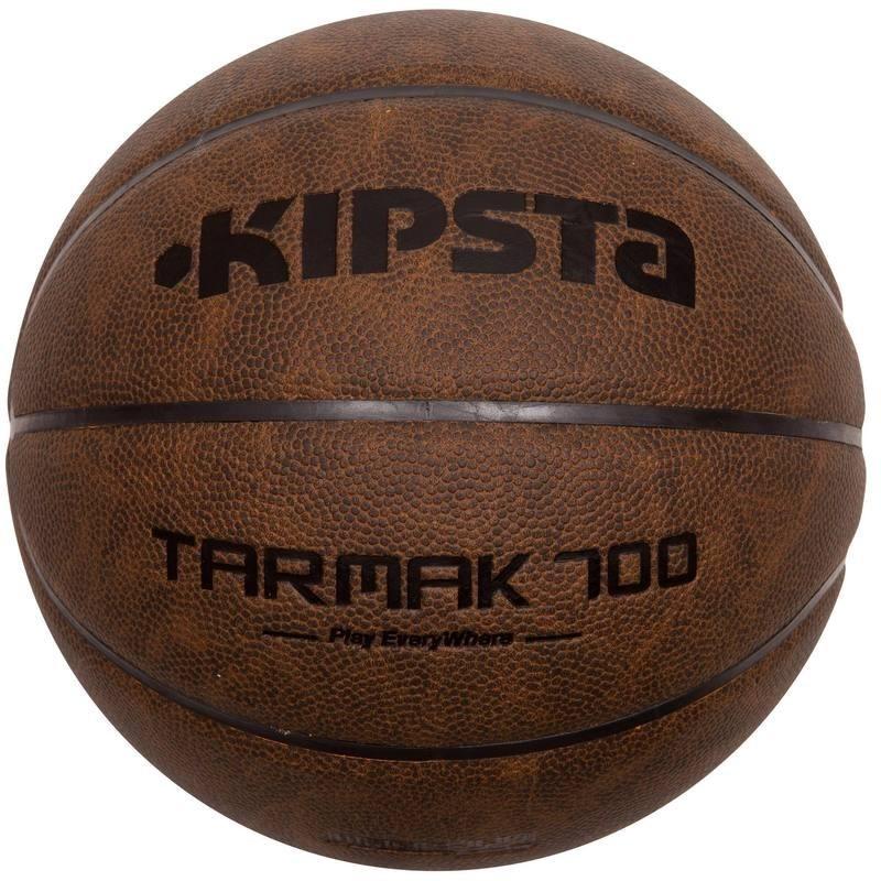 1923094ee063a Avis   test - Ballon de Basketball adulte Tarmak 700 taille 7 marron ...