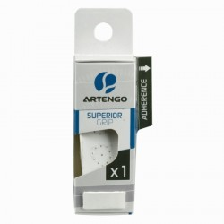 GRIP DE BADMINTON - SUPERIOR GRIP x 1 - BLANC -