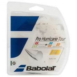 CORDAGE DE TENNIS PRO HURRICANE TOUR 1.25