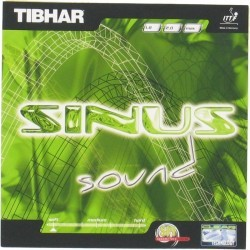 REVÊTEMENT DE TENNIS DE TABLE TIBHAR SINUS SOUND
