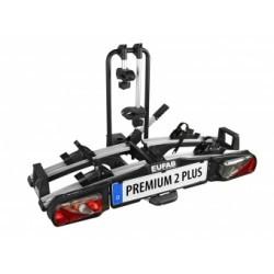 Porte-vélos pliable 2 vélos Eufab premium plus t5