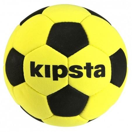 Ballon de football Feutrine jaune