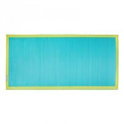 NATTE DE PLAGE Green Bluebird 180X85 cm