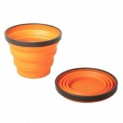 Tasse pliable XMUG Sea to Summit orange