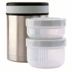 Thermo pour aliments Laken inox 1L