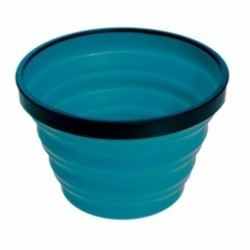Tasse pliable XMUG Sea to Summit turquoise
