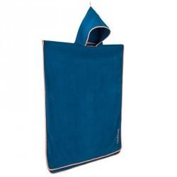 PONCHO Ad Celtic Bleu