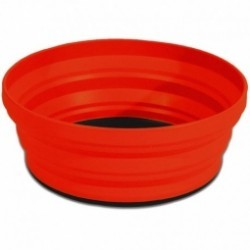 Bol pliable XBOWL Sea to Summit rouge