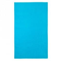 SERVIETTE Basic L Bleu Marti 145x85 cm