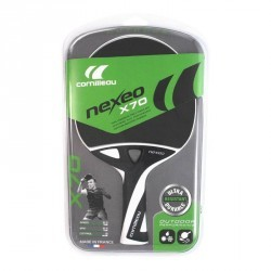 RAQUETTE DE TENNIS DE TABLE OUTDOOR NEXEO X70