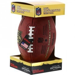 Ballon de football américain NFL Official Game Ball DUKE