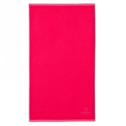 SERVIETTE Basic S Rose 90X50 cm