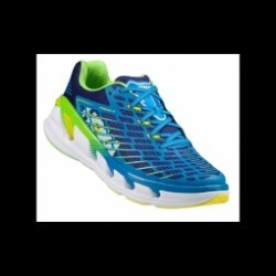 Baskets Running Hoka One One Vanquish 3 Blue Aster