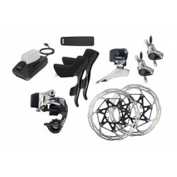 Groupe Sram Red eTAP HRD Post Mount (Partie électrique)