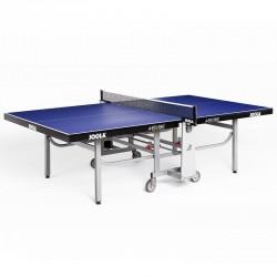 Table de tennis de table Joola Rollomat Indoor bleue ITTF.