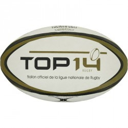 Ballon rugby réplica officiel Top 14