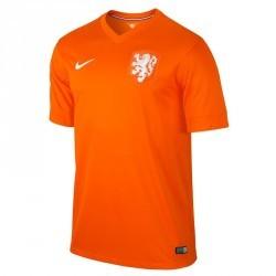 Maillot réplica de football Pays Bas domicile WC 2014