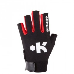 Mitaines rugby Full H noir rouge
