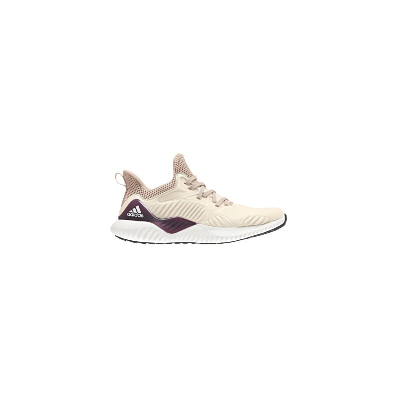 best authentic e3bf5 e103d Chaussures de Running Femme adidas running alphabounce beyond Beige  Violet
