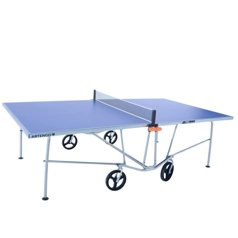 Avis Test Table De Tennis De Table Exterieure Artengo Ft 730
