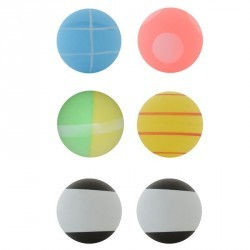 BALLES DE TENNIS DE TABLE ARTENGO FUN BALL LOT DE 6