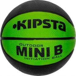 Mini Ballon Basketball enfant Mini B taille 1 bicouleur