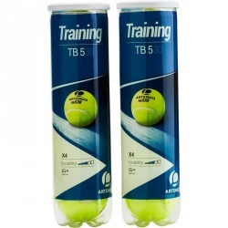 BIPACK BALLES DE TENNIS TB 530