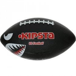Ballon de football américain enfant  AF300 requin noir