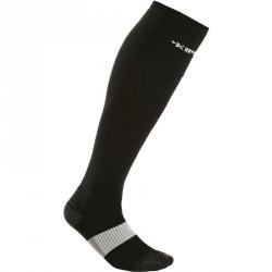 Chaussettes hautes football adulte F700 noir