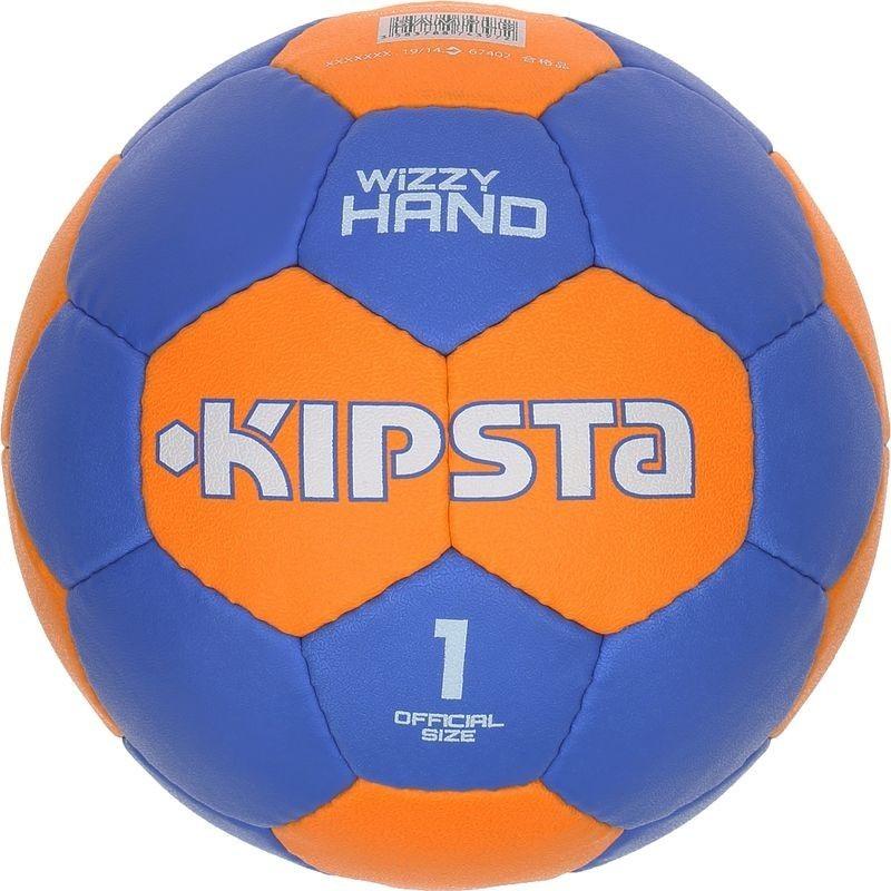 Ballon test Wizzy bleu taille Hand 1 de handball Avis enfant vmNn08w