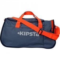 3adfba5167 Sac de sports collectifs Kipocket 40 litres bleu gris