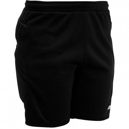 Short de gardien de but de football adulte F300  noir