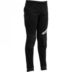 Pantalon de gardien de football adulte F300 noir