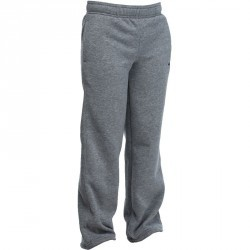 Pantalon basketball enfant B300 gris