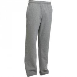 Pantalon basketball homme B300 gris