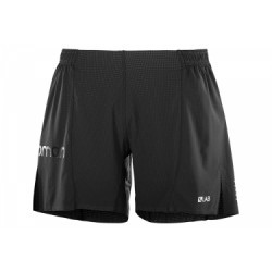 Short Salomon S/Lab 6´´ Noir