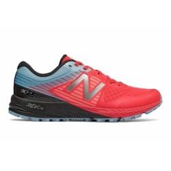 Chaussures de Trail Femme New Balance Trail NBX 910 V4 Bleu / Orange