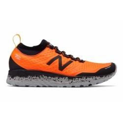 Chaussures de Trail New Balance Trail Fresh Foam Hierro V3 Gris / Orange