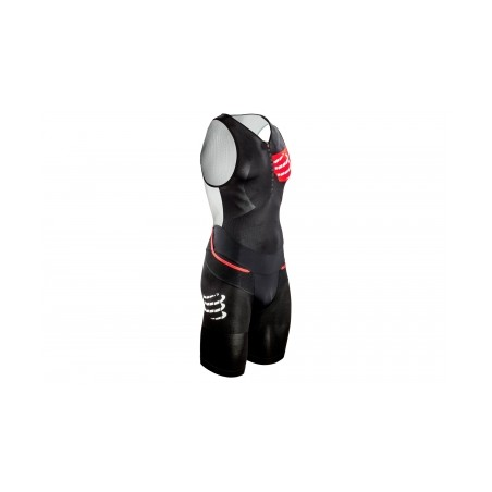Combinaison Tri-Fonction Compressport Triathlon TR3 Aero Noir