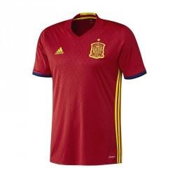 Maillot réplique football enfant Espagne domicile 2016 rouge