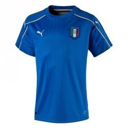 Maillot réplique football enfant Italie domicile 2016 bleu