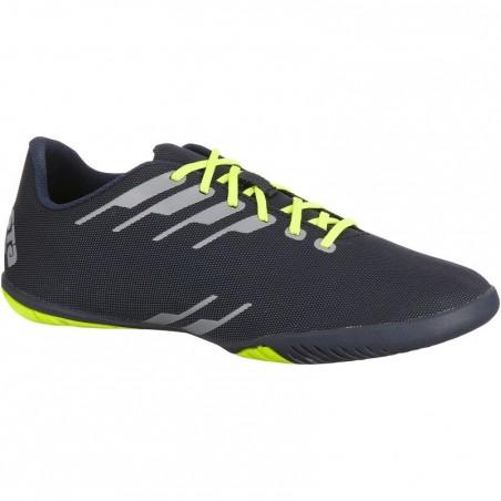 Chaussure futsal adulte CLR 300 sala bleu jaune