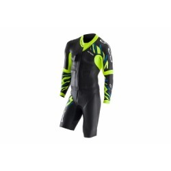 Combinaison ORCA RS1 Swim Run Noir Jaune