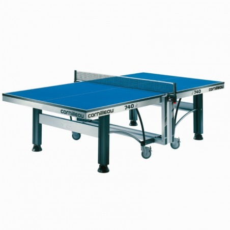 TABLE DE TENNIS DE TABLE CLUB INTERIEUR COMPETITION 740 ITTF.