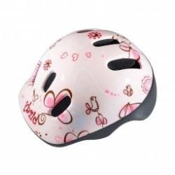 Casque enfant Polisport BIRDY Pink 44 - 48 cm