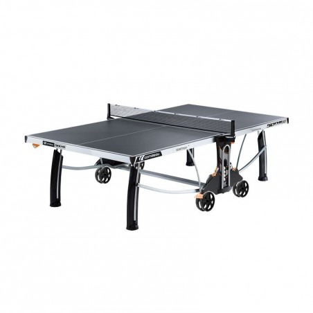 TABLE DE TENNIS DE TABLE CROSSOVER 500M GRIS